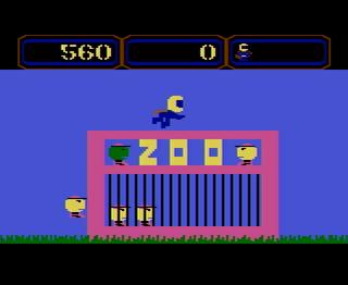 Altirra - Atari - Capitan Cosmo