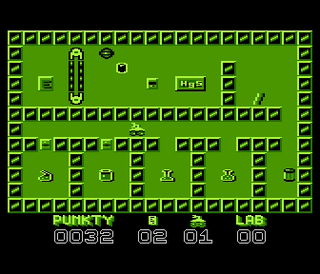 Altirra - Atari - Do akcji!