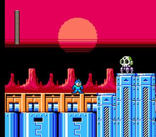 FCEU-X Mega Man 6