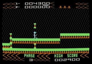 Aztec Challange Altirra Atari XE/XL