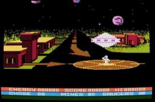 Altirra - Atari - Astro Chase (1982)