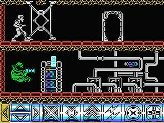 Obliterator MSX GameBase