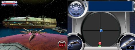 NDS Nintendo:DS:Desmume:Star Wars: Battlefront - Elite Squadron:LucasArts:n-Space, Inc.:Nov 03, 2009:
