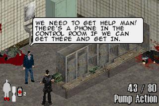 GBA mGBA Max Payne
