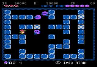Altirra - Atari - Pengo