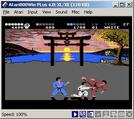 International Karate + na Atari