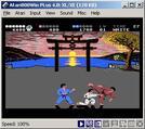 International Karate + na Atari
