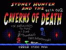 Sydney Hunter and the Caverns of Death [flash]