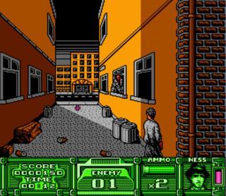 NES:Nintendulator:The Untouchables