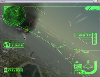 PSX:PSXReloaded:Ace Combat 3 - Electrosphere
