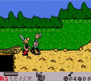 CGB:VBA ReRecording:Asterix & Obelix Search DogMatix