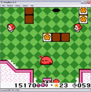 CGB:SharpBoy:Kirby Tilt & Tumble
