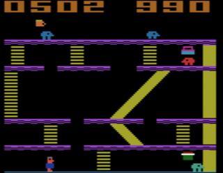 Atari 2600:VCS:Stella:Miner 2049'er (1982)