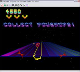 ATARI:Virtual Jagulator:Tempest