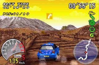 GBA:VBA-RR:V-Rally 3