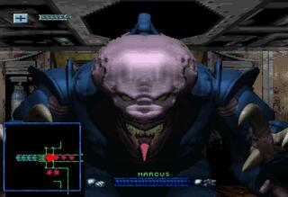 SEGA:Saturn:Yababuse:Space Hulk - Vengeance of the Blood Angels:EA:1995