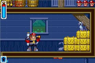 GBA:VBA-M:Rescue Heroes Billy Blazes:Mode7