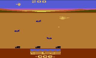Atari:Stella:VCS2600:Chopper Command:CCE:1983