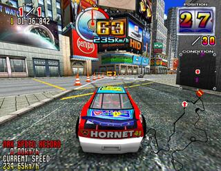 Arcade:Sega:model:3:Daytona USA 2 Power Edition