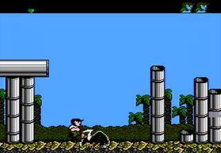 Nintendo:FceUltra:Operation Secret Storm:1989:Colors Dream