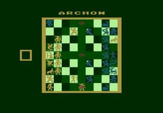 Atari:Atari800:Archon: The Light and the Dark:Electronic Arts, Inc.:1983