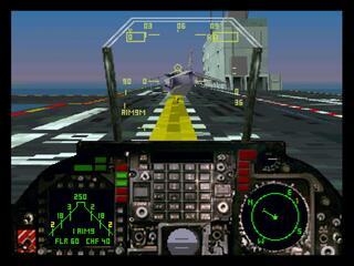 3DO:FourDo:Flying Nightmares:1995:Domark