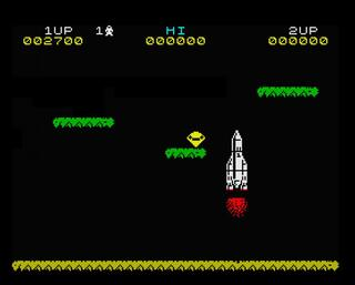 ZX:Sinclair:SpecEmu:Jet Pac:1984:Ultimate Play The Game