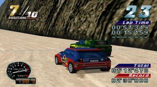 N64:Nintendo64:1964:MRC - Multi Racing Championship:Ocean:Genki:1997
