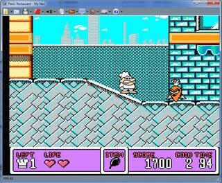 Nes:Nintendo8:MyNES:Panic Restaurant:Taito:1992