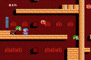 NES:Nintendo8:Famicon:FceUltraX:Milion's Secrets Castle:Hudson Soft:1987