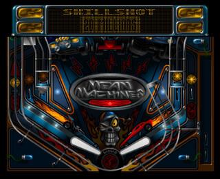 Amiga:FS-UAE:1200:Slam Tilt: 21st Century Entertainment Ltd.:Liquid Dezign HB:1996