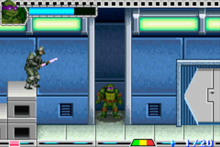 GBA:GB:CGB:Nintendo:GameBoy:Advance:VisualBoy Advance - M:Teenage Mutant Ninja Turtles:Konami of America, Inc.:Konami Computer Entertainment Studios, Inc.:21.10.2003: