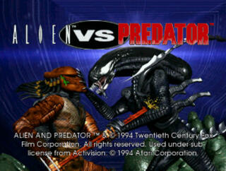 Atari:Jaguar:Console:Virtual Jaguar:Alien vs Predator:Atari Corporation:Rebellion Developments Ltd.:1994: