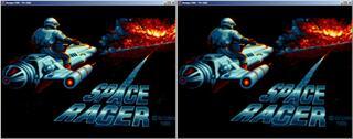 Amiga:Fs-UAE:500:SpaceRacer:HqX