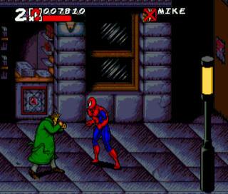 Snes:Super:Nintendo:Famicon:Snes9x:ReRecording:Spider-Man & Venom: Maximum Carnage:LJN,Ltd.:SoftwareCreationsLtd.:Sep, 1994: