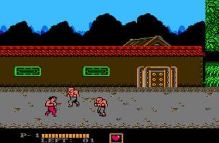 NES:Nintendo:Famicon:Fce Ultra X:Challenge of the Dragon:ColorDreams,Inc.:ColorDreams,Inc.:1990: