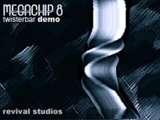 Egzotyczne:Chip 8:MegaChip:SMCX:Demo:Twister