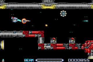 GBA:GB:CGB:Nintendo:GameBoy:Advance:VisualBoy Advance:ReRecording:R-Type III: The Third Lightning:Destination Software, Inc.:Irem Corp.:14.03.2004: