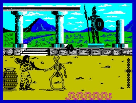 ZX:Spectrum:Z80:Java:JSpeccy:Hercules: Slayer of the Damned! (a.k.a. Hercules & The Damned):Gremlin Graphics Software Ltd.:Cygnus Software Ltd.:1988: