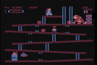 Atari:XL:XE:800:65:atari800:HSC:Donkey Kong:Atari, Inc.:Ikegami Tsushinki Co., Ltd., Nintendo Co., Ltd.:1983: