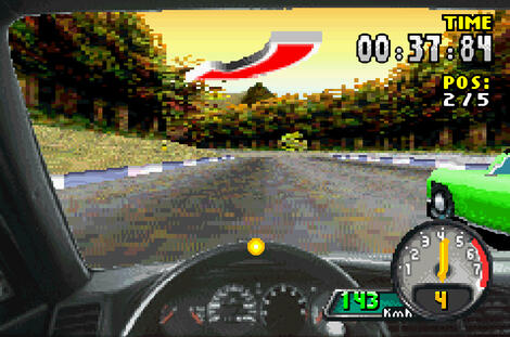 GBA:GB:CGB:Nintendo:GameBoy:Advance:VisualBoy Advance - M:Need for Speed: Porsche Unleashed (a.k.a. Need for Speed V):Destination Software, Inc.:Pocketeers:15.03.2004: