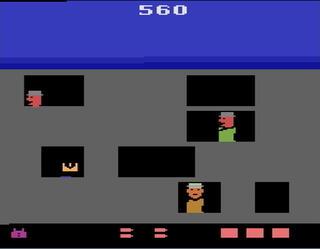 Atari:VCS:2600:Stella:Task Force:Froggo:1987