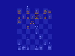 Atari:VCS:2600:Stella:Video Chess:Atari, Inc.:Atari, Inc.:1979: