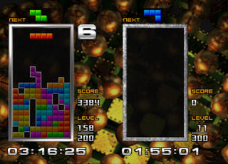 Arcade:Final:Burn:Alpha:Schuffle:Tetris The Absolute The Grandmaster II:Arika:2000