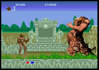 Sega:Genesis:Megadrive:SMD:Dgen:Altered Beast:SEGA Enterprises Ltd.:SEGA Enterprises Ltd.:1990: