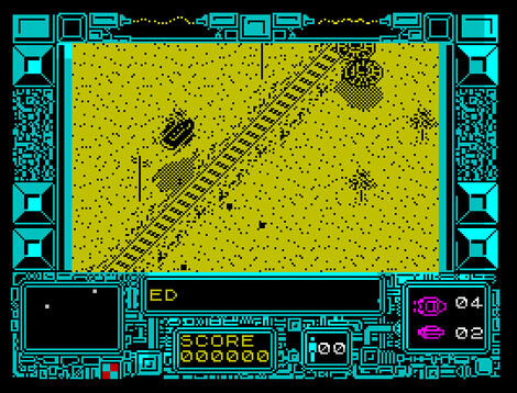 ZX:Spectrum:Sinclair:FUSE:Panther:Mastertronic:1989