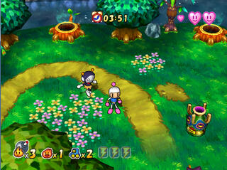 Nintendo:Wii:GameCube:Dolphin:BomberMan Generation:VivendiUniversalGames,Inc.:GameArtsCo.,Ltd.:12 Jun 2002: