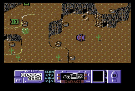 C64:Commodore:Hox64:MASK Two Two (a.k.a. MASK II):Gremlin Graphics Software Ltd.:Gremlin Graphics Software Ltd.:1987: