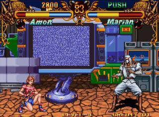 NEOGEO:Kawaks:Double Dragon:SNKofAmerica:TechnosJapanCorp.:31 Mrz 1995: