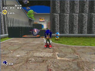 Sega:DreamCast:NullDC:Sonic Adventure:SEGAEnterprisesLtd.:SonicTeam:23.12.1998: